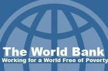 Capture of the World Bank logo