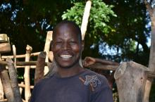 Owaraga Simon Peter, Caretaker Onamudian village borehole, Pallisa District