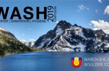 Colorado WASH Symposium 2019 banner