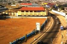 Image of the city of Accra