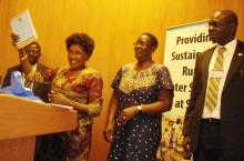 Uganda Minister of State for Water launches District Implementation Manual