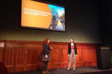 IRC shares GivingTuesday experiences at Salesforce`s Dot org conference