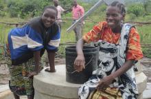 drinking water Tanzania