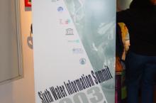 Banner announcing Water Information Summit 6