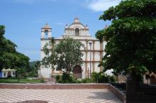 plaza central de Chinda