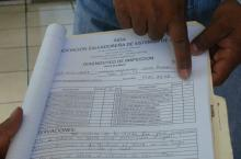 Inspection paper