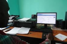 Photo: managing a WaSH database