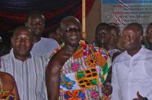 rencontre Burkina - Ghana