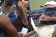Monitoring at district level in Ethiopia