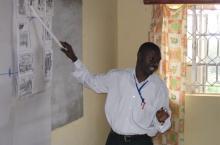 Experts in Uganda