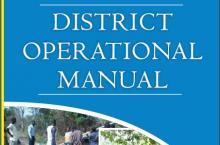 Ghana's district operational manual