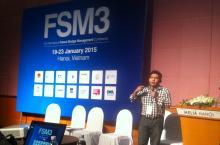 FSM3 Conference. Photo: Ingeborg Krukkert/IRC
