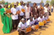 Open Air Defecation free certificates