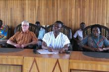 Ghana_Inception workshop in session