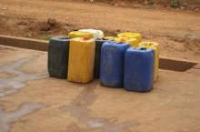 Ghana water point