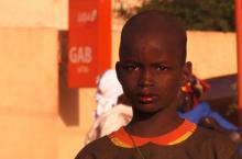 Girl of Burkina Faso