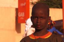 Girl of Burkina Faso