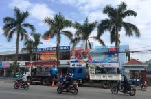 Hai Phong City in Vietnam
