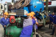 Hai Phong municipal pit emptying services