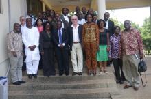 Conrad N. Hilton Foundation and Ghanaian partners