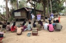 HWTS cerami filter Cambodia