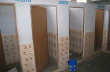 Public toilets in India