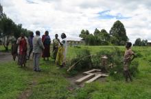 field trip in Uganda