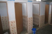 India, West Bengal - school toilets