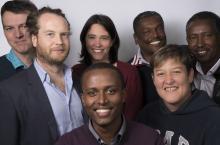 IRC Ethiopia team