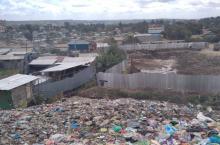 Landfill in Kenya (Photo by Jacob Baraza of CESPAD)