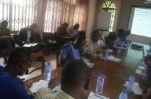 learning group work Ghana