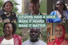Watershed voices of empowerment