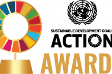 SDG Action Award logo