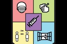 Logo Webinar on Covid-19 appropriate behaviour in 2021