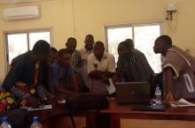 IRC a initié un atelier de partage d' expériences sur la mobilisation des ressources techniques et financières pour les communes