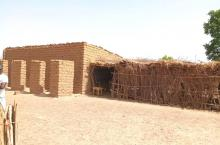 School toilet in Ouolondo (M. Kane, IRC Mali)
