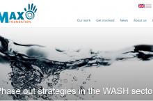 Max Foundation IRC Event logo