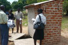 Monitoring sanitation and hygiene services