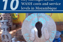 Cover of Mozambique report
