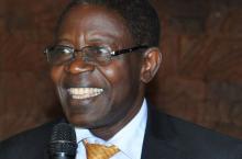 David Mukama, Uganda Sanitation Fund (USF) Progamme Manager