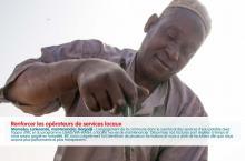 Opérateur de services locaux en Burkina Faso