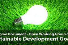 Outcome document OWG on Sustainable Development Goals