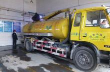 Sludge truck China, Photo: Giacomo Galli