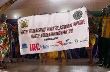 Launch of the project in Asutifi North