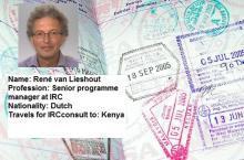 paspoort Lieshout