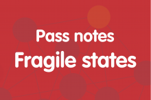 Pass notes fragile states