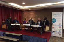 Domestic resource mobilization and innovative finance side event on WaSH at the third international confrence on FFD