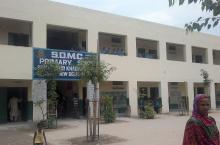 Primary school in Delhi