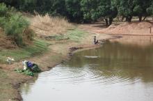 River in Ghana