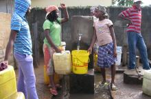 Sanitation Support in Mozambique